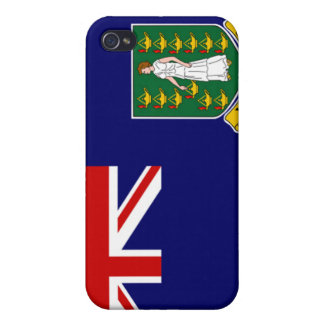 British Virgin Islands Flag iPhone 4/4S Covers