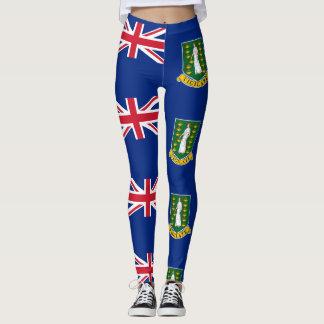 British Virgin Islands Leggings