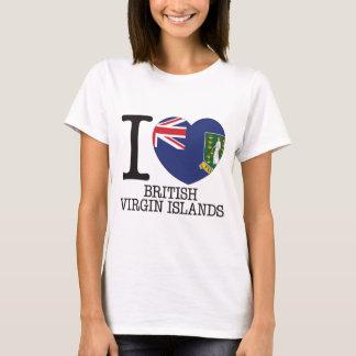 British Virgin Islands Love v2 T-Shirt