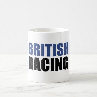British Vita Racing Basic White Mug