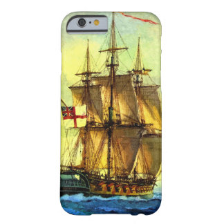 British warship barely there iPhone 6 case