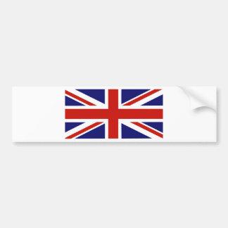 britishflag3.jpg bumper sticker