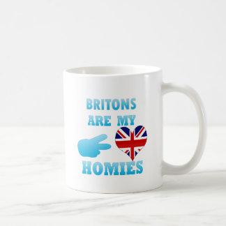 Britons are my Homies Mug
