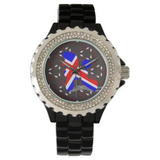 Britt poodle wristwatches