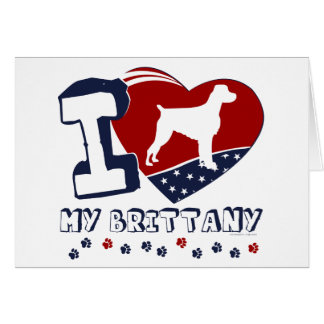 Brittany Stationery Note Card