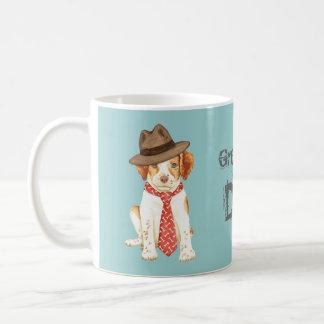 Brittany Dad Coffee Mug