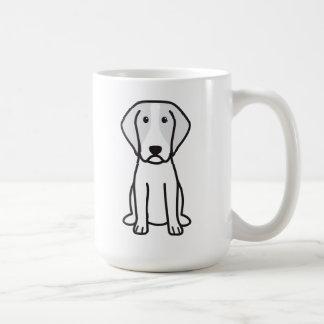 Brittany Dog Cartoon Mugs