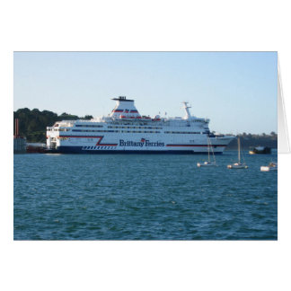 Brittany Ferries St Malo Card