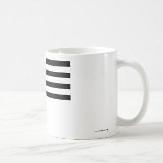 Brittany Flag Coffee Mug