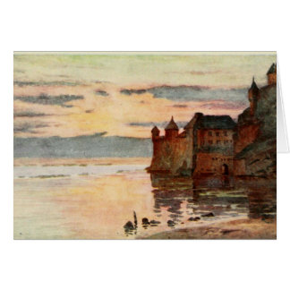 Brittany France Card