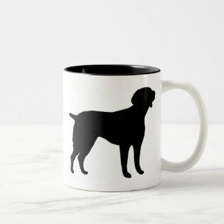 Brittany Gear Coffee Mugs