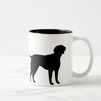 Brittany Gear Two-Tone Mug