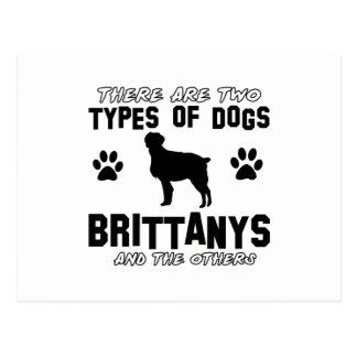 Brittany gift items post card