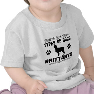Brittany gift items tee shirts