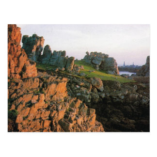 Brittany, Ile d'Oilette Postcard