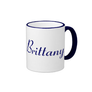 Brittany Mugs