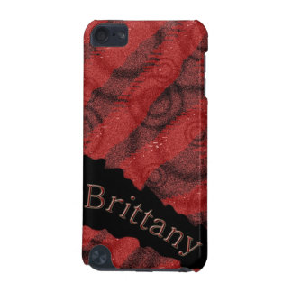 BRITTANY Personalized Name Custom Ipod Touch Case