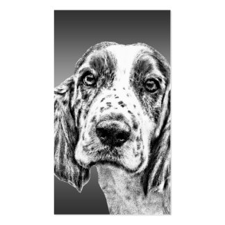 Brittany Spaniel Pack Of Standard Business Cards