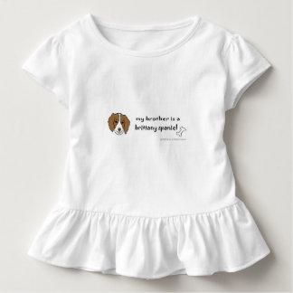 brittany spaniel toddler T-Shirt
