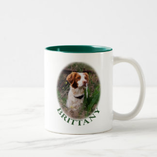 Brittany Two-Tone Mug