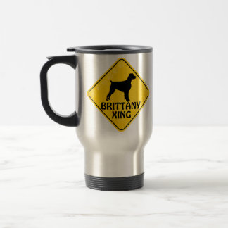 Brittany Xing Stainless Steel Travel Mug