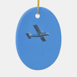 Britten-Norman Islander Christmas Ornament