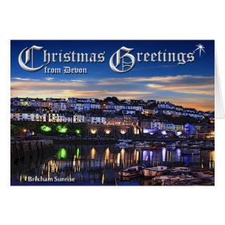 Brixham Christmas Card