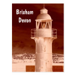 Brixham Lighthouse Postcard