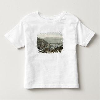 Brixham, Torbay, Devon, from Volume VIII of 'A Voy Toddler T-Shirt