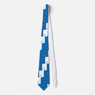 Brno Komin, Czech Republic Custom Tie