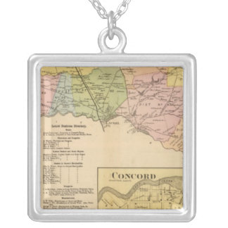 Broad Creek Silver Plated Necklace