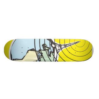 Broadcast Earth Skate Decks