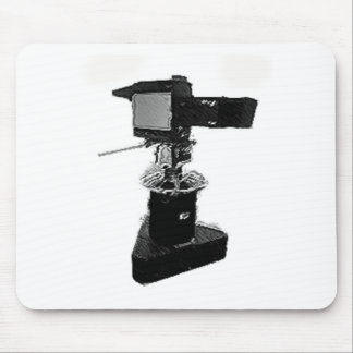 Broadcast TV Camera from 1970's or 1980's Mousepads