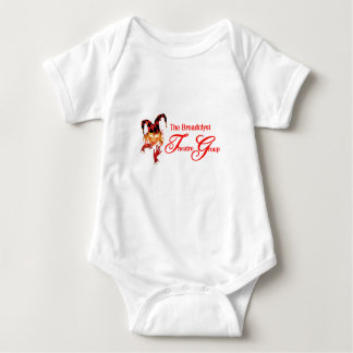 Broadclyst theatre group baby bodysuit