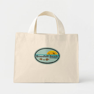 Broadkill Beach Delaware. Mini Tote Bag