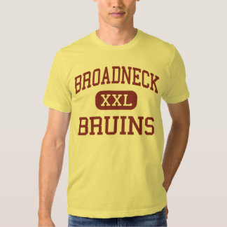 Broadneck - Bruins - High - Annapolis Maryland T Shirt