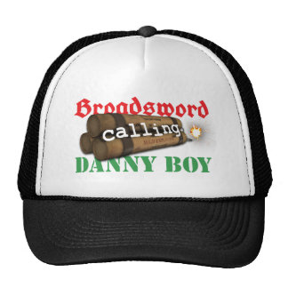 Broadsword Calling Danny Boy Trucker Hat