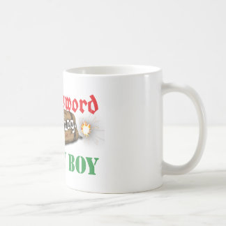 Broadsword Calling Danny Boy Coffee Mug