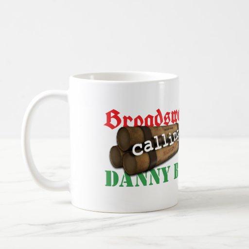 Broadsword Calling Danny Boy Mug