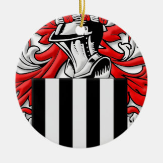 Broadwater Coat of Arms Ornaments