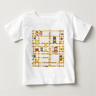 Broadway Boogie Woogie Baby T-Shirt