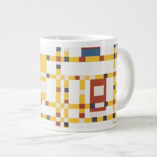 Broadway Boogie Woogie Giant Coffee Mug