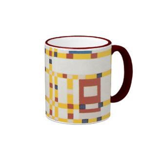 Broadway Boogie Woogie Coffee Mugs