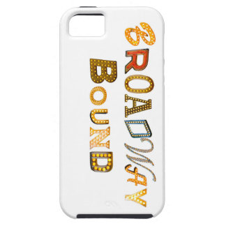 Broadway Bound iPhone 5c/5s Cover