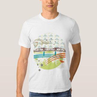Broadway Bridge Portland T-Shirt