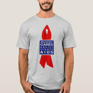 Broadway Cares AIDS T-Shirt