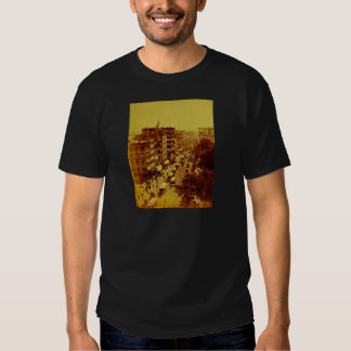 Broadway from Post Office June 1888 New York City T-shirts