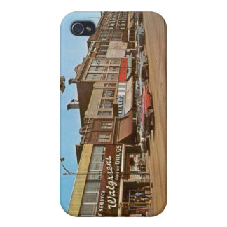 Broadway in Gary IN mid-century iPhone 4 Case