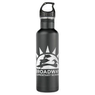 Broadway Logo Water Bottle