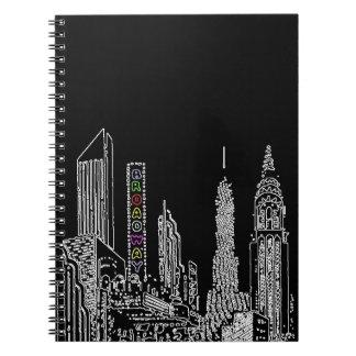 Broadway Nights Notebook